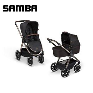 Carrinho de Bebê Samba TS Dolphin DUO - ABC Design
