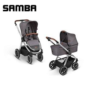 Carrinho de Bebê Samba TS Asphalt DUO - ABC Design
