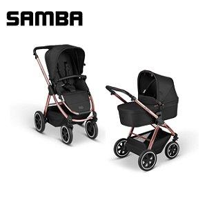 Carrinho de Bebê Samba TS Rose Gold DUO - ABC Design