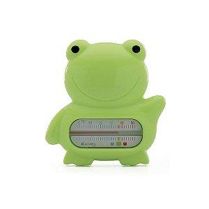 Termômetro para Banheira Sapo Verde - Adoleta