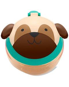 Porta Snack Zoo Cachorro Pug - Skip Hop