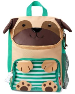 Mochila Escolar Infantil Zoo Cachorro Pug - Skip Hop