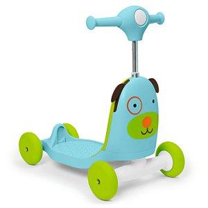 Triciclo Patinete Zoo Cachorro - Skip Hop