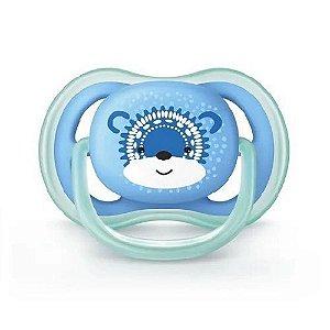 Chupeta Ultra Air Urso 6-18 Meses - Philips Avent