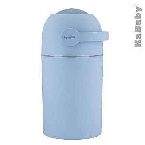 Lixeira Mágico Anti-Odor Azul - Kababy