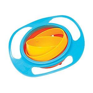 Giro Bowl Blister Azul - Buba