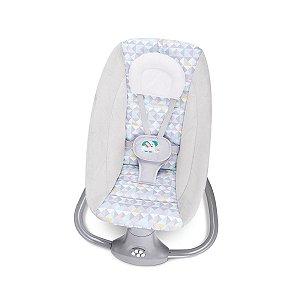 Cadeira Techno Light Cinza Fit - Mastela