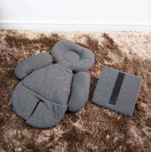 Almofada Redutora de Assento SafeNest Grey - Safety 1st