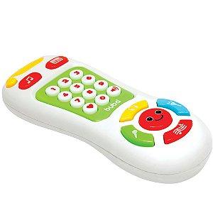 Controle Remoto Musical Branco - Buba