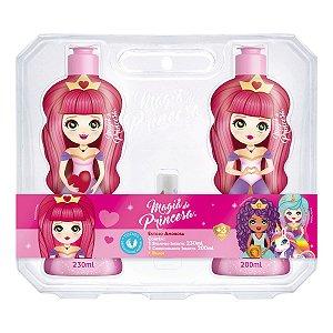 Shampoo e Condicionador Princesa Amorosa - Magia de Princesa