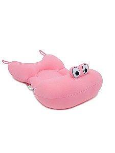 Almofada para Banho Rosa - Baby Pil
