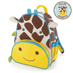 Mochila Linha Zoo Girafa - Skip Hop Infantil