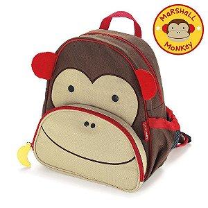Mochila Linha Zoo Macaco - Skip Hop Infantil