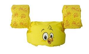 Boia Infantil tipo Colete Pintinho Amarelinho - Ativa Nautica