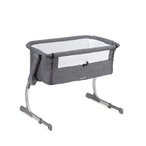 Berço Portátil Side by Side Gray Cinza - Safety 1st