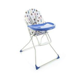 Cadeira de Alimentação Refeição Banquet Azul Marinheiro - Cosco