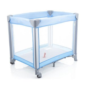 Berço Portátil Mini Play Safety 1st Pop Blue Azul
