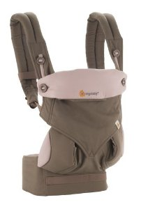 Canguru 360 Baby Carrier Taupe & Lilac - Ergobaby