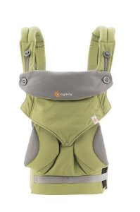 Canguru Ergobaby 360 Baby Carrier Green