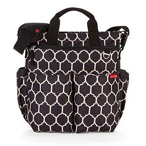 Bolsa Maternidade Diaper Bag Duo Signature Onix Tile Skip Hop