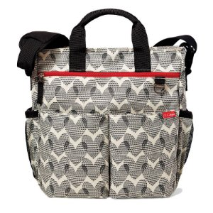 Bolsa Maternidade Diaper Bag Duo Signature Hearts - Skip Hop