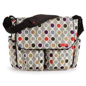 Bolsa Maternidade Diaper Bag Wave Dot - Skip Hop