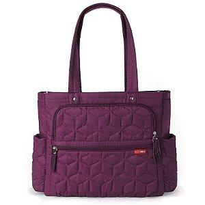 Bolsa Maternidade Skip Hop Diaper Bag Forma Pack & Go Berry