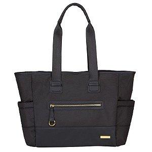 Bolsa Maternidade Diaper Bag Chelsea 2 in 1 Black Preta - Skip Hop