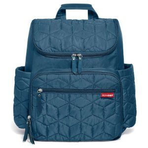 Bolsa Maternidade Diaper Bag Forma BackPack Peacock - Skip Hop