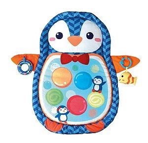 Tapete Ginásio do Pinguim Travesseiro Hora de Dormir Winfun