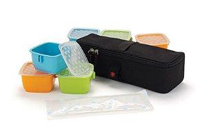 Potes para Armazenamento com Embalagem Térmica Clix Mealtime - Skip Hop