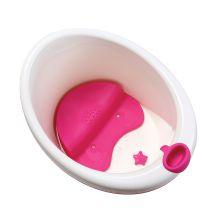 Banheira Bebê Bubbles Pink Rosa - Safety 1st