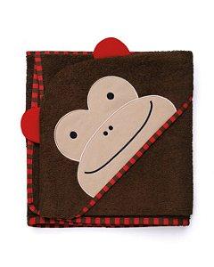 Toalha para Banho Skip Hop Linha Zoo Macaco