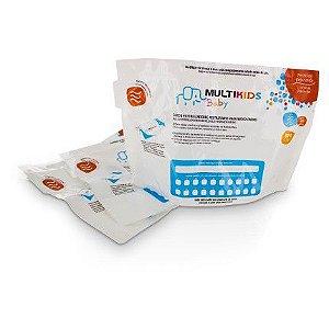 Saco Esterilizadores Reutilizáveis para Micro-Ondas Infantil Bebe Multikids