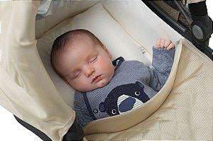Travesseiro Memória para Carrinho de Bebe Clevamama
