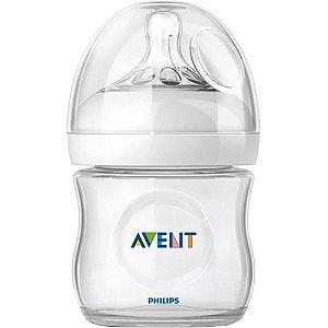 Mamadeira Pétala Philips Avent 125 ml Transparente
