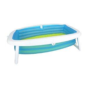 Banheira Splash Dobrável para Bebe Dican