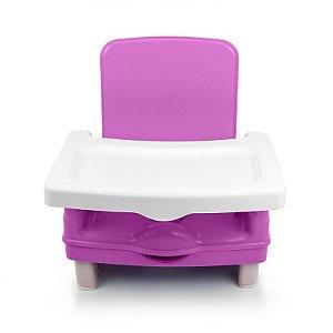 Cadeira de Refeição Portátil Smart Rosa - Cosco