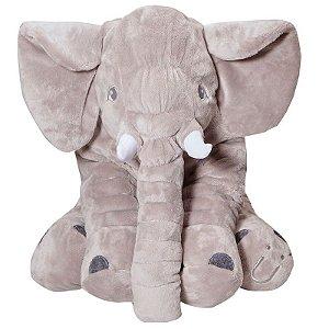 Almofada Elefante de Pelúcia Buguinha - Bupbaby