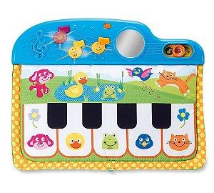 Piano de Berço com Melodias e Sons - Winfun