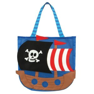 Bolsa de Praia Infantil Pirata - Stephen Joseph