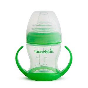 Copo de Treinamento Transição 120 ml Munchkin Verde