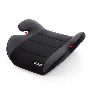 Assento para Carro Booster Go Up Cosco Preto e Cinza 15 a 36 kg - MultiKids