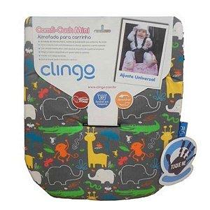 Mini Almofada para Carrinho Comfi Juncle Boogle - Clingo