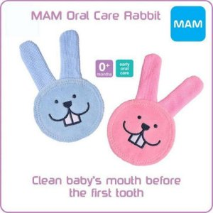 Luva Oral Care - Rabbit - MAM