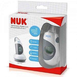 Termômetro Digital com Infravermelho 2 em 1 - Nuk