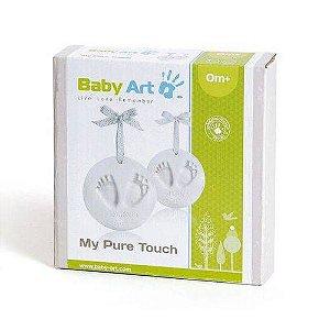 Quadro My Pure Touch White - Baby Art