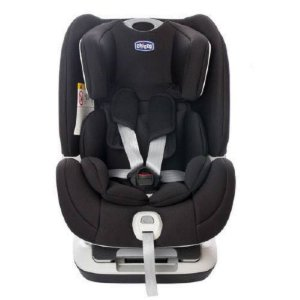 Cadeira Auto Seat Up Reclinável Jet Black 0 A 25 Kg com Isofix - Chicco