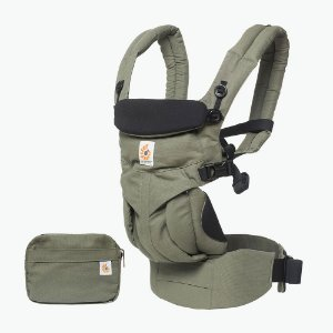 Canguru Ergobaby OMNI 360 Baby Carrier Khaki Green
