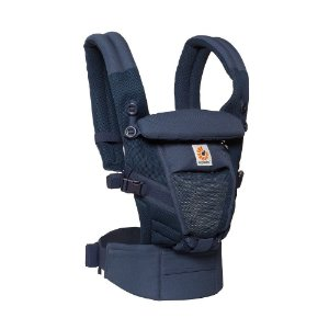 Canguru Adapt Cool Air Mesh Deep Blue - Ergobaby